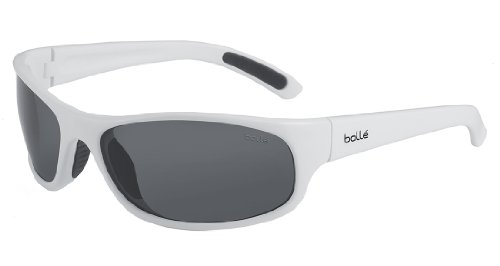 Bolle Kids Anaconda Junior Sunglasses (Shiny White, - Sport Bolle