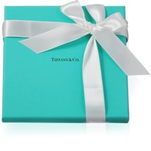 b7b0622992e58 Amazon.com: Authentic Tiffany & Co. Gift Box for Gift Cards 6x6x2 ...