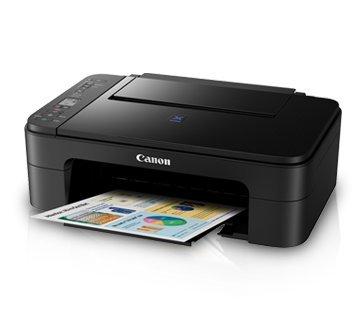 Canon Pixma TS3170s All in One Inkjet Printer (Black)