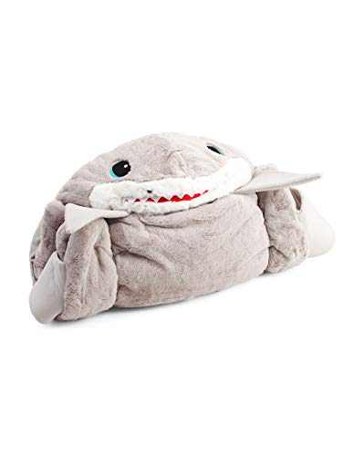 Plush Shark Sleeping Bag (Frolics Plush Sleeping Bag Assorted Animals)