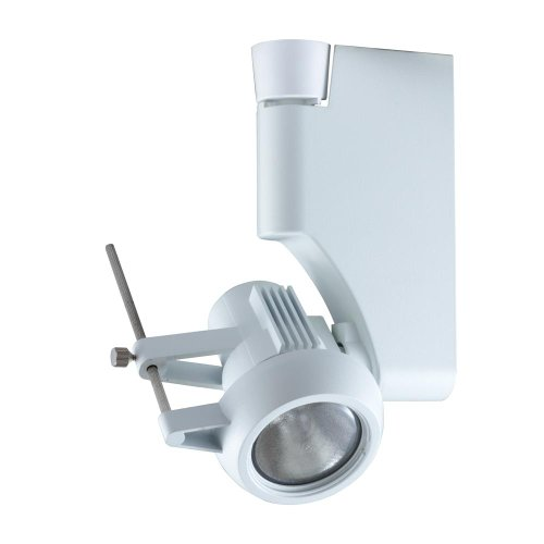 Jesco Lighting JMH270P2020-S Contempo Series Metal Halide Track Head for J 2-Wire Single Circuit Track System, Silver