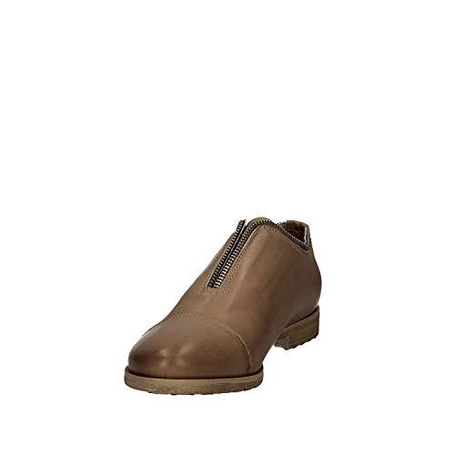 Zapatos Mujeres 5523 Marròn Casual Mally FAaxwRxq