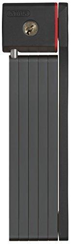 Abus Bordo 5700 Folding Lock, Black, 80cm Length/5mm Plates