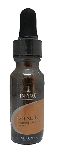 Imagen Skin Care C Vital hidratante A, C y E suero, 0.5 oz