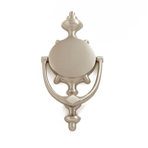 Casa Hardware Brass Victorian Style Door Knocker - Brushed Nickel by SIGHW (Image #1)