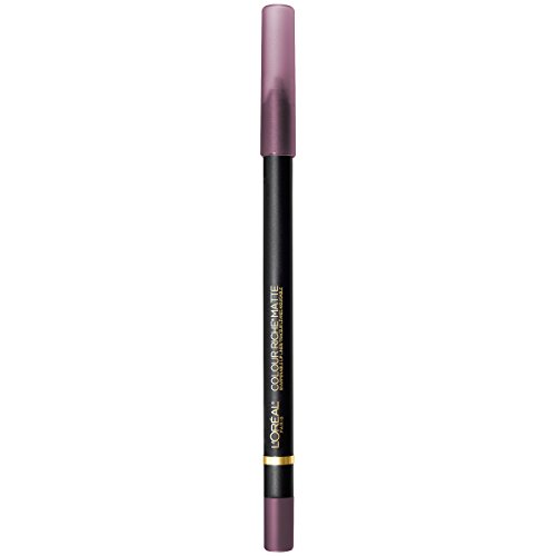 L'Oreal Paris Cosmetics Color Riche Matte Lip Liner, Curiosity Killed The Matte, 0.04 Ounce