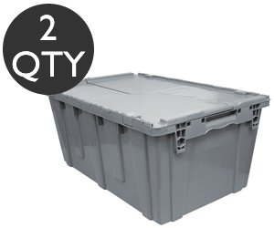 SET OF 2 FULL SIZE CHAFER CHAFING DISH STORAGE BOX  sc 1 st  Amazon.com : dinnerware storage containers - pezcame.com