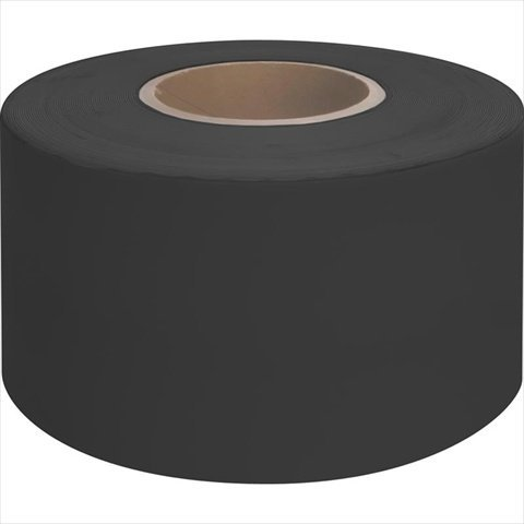 TekSupply 105383 Premium Seaming and Fabric Repair Tape - Black 4 in x 100 ft from TekSupply