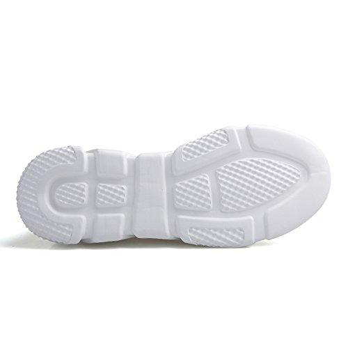 Lacets Chaussure Sneaker Gris Homme Homme de Chaussures Fitness Sport Baskets FZUU pour qtaFF8