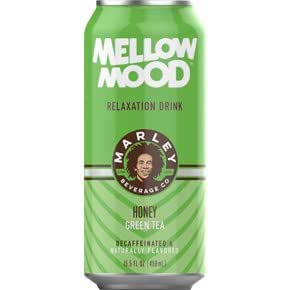 Amazon Com Marley Mellow Mood Relaxation Drink Honey