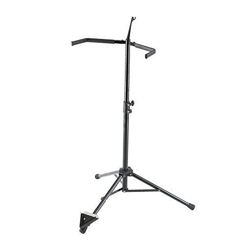 (K&M Stands 14100 Upright Bass Stand)
