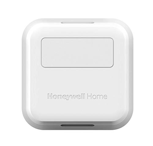 Honeywell Home RCHTSENSOR-1PK, Smart Room Sensor works with T9/T10 WIFI Smart Thermostats