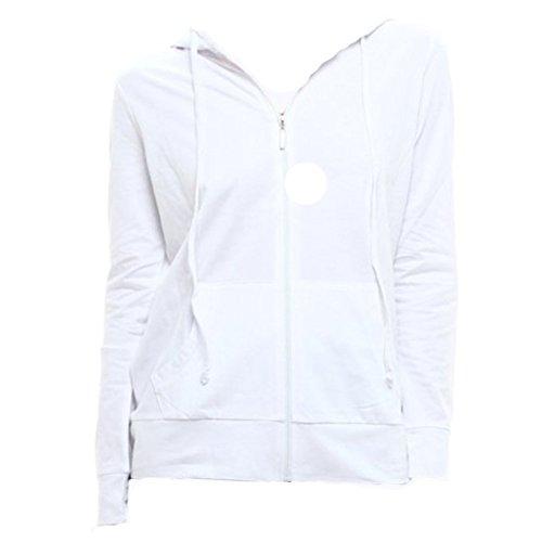 Lightweight Cotton Pullover Hoodie EttelLut
