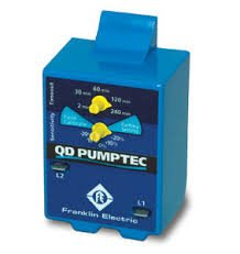 FRANKLIN ELECTRIC Pumptec QD water well pump protection 1/3HP-1 HP 230V LOW YIELD WELLS