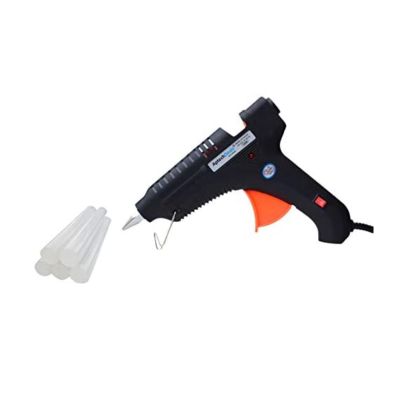 APTECH DEALS Max 100 W Glue Gun with 5 Glue Sticks