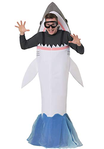 Adult Shark Attack Costume Standard -