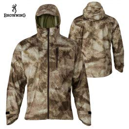 Browning 3048280804 Hell's Canyon Speed Rain Slayer Jacket, Atacs Arid/Urban, X-Large