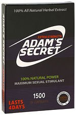 adams-secret-1500-100-natural-male-libido-performance-enhancement-10-pills-pk