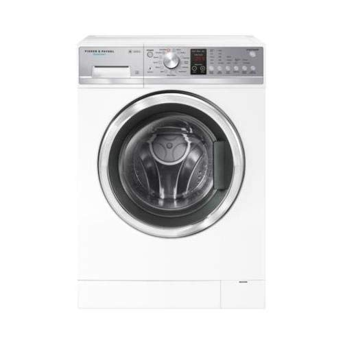 Fisher Paykel WH2424P1 24 Inch Front Load Washer with 2.4 cu. ft. Capacity, 13 Wash Cycles in White