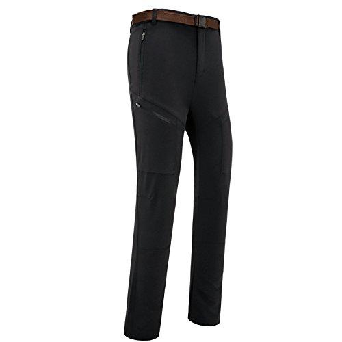 Color Size JACKETS Belt FYM Climb permeability Black W Buckle Large Solid Ski DYF Pants qgdIYw