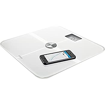 Withings Ws-50 Smart Body Analyzer, White