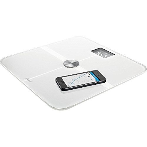 Withings Ws-50 Smart Body Analyzer, White (Analyzer Network Monitor)