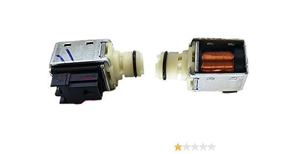 Amazon.com: 4L60E 4L65E Transmission 1-2 2-3 A & B Shift Solenoid 93 on e40d transmission wiring diagram, 4l60e transmission wiring diagram, 4l80e transmission wiring diagram, 6l80e transmission wiring diagram, 4l80 transmission wiring diagram,