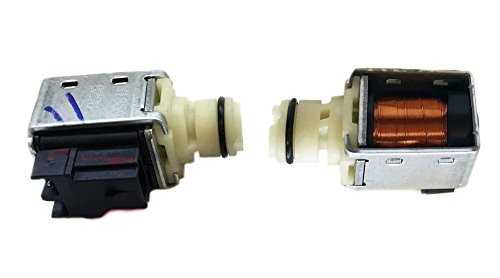 4L60E 4L65E Transmission 1-2 2-3 A /& B Shift Solenoid 93-up OE Set of 2
