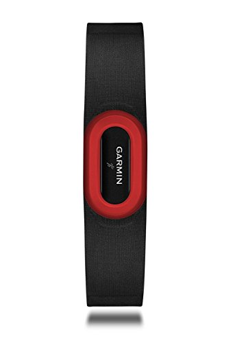 Garmin HRM-Run Black/Red, One Size by Garmin (Image #1)