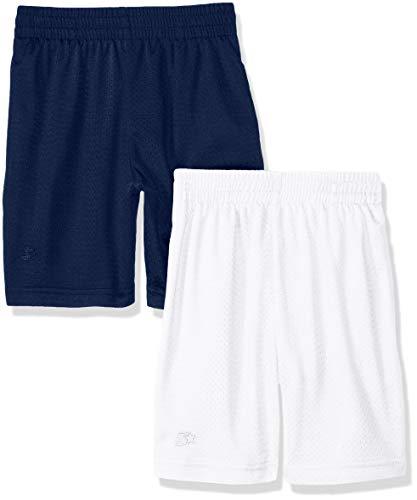 Starter Boys' 2-Pack Basic Mesh Short, Amazon Exclusive