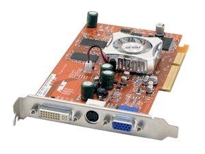 ASUS A9600GE/TD/128M ASUS A9600GE/TD/128M Radeon 9600 128MB 128-bit DDR AGP 4X/8X Video