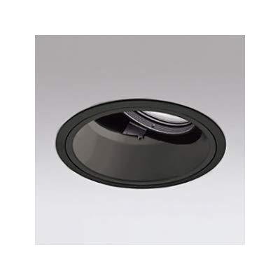 LEDユニバーサルダウンライト M形 深型 φ150 CDM-T70W形 高彩色形 ナロー配光 連続調光 ブラック 温白色形 B07S1SDG3K