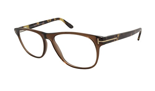 Tom Ford FT 5362 090 Blue Striped - Glasses Rimless Tom Ford