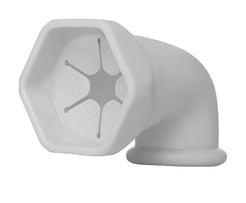 Ubbi Baby Bathtub Spout Guard Cover, Faucet Safety Cover for Baby or Toddler, Gray