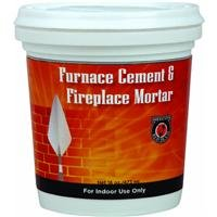 MEECO'S RED DEVIL 1352 Furnace Cement and Fireplace Mortar