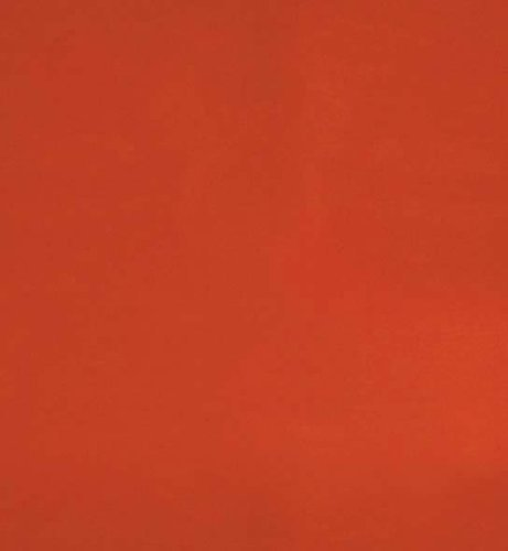 Tillman 603R68 6' X 8' Orange Vinyl Replacement Welding Curtain by Tillman