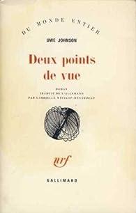 Deux points de vue par Uwe Johnson