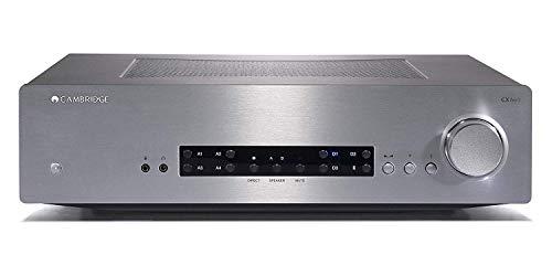 Cambridge - CXA60 Integrated Amp (Silver)