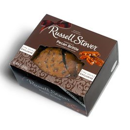 Russell Stover Pecan Brittle, 1 lb