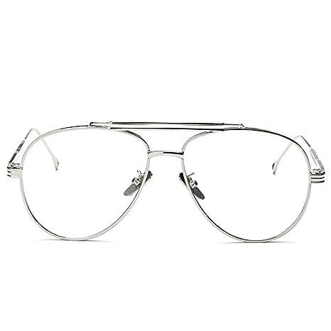 TIANLIANG04 lente oro maschile montature per occhiali per gli uomini retro flat top designer occhiali da vista uomo occhiali cornici donne grande,gold with box