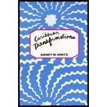 Caribbean Transformations by Mintz,Sidney W.. [1989] Paperback