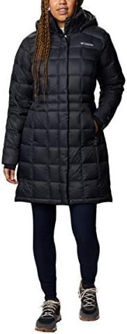 Columbia Womens Hexbreaker Long Down Jacket
