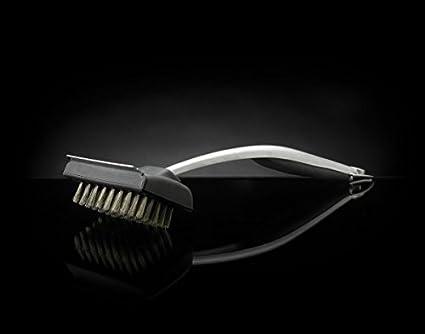 Amazon.com: Napoleón Pro Series cepillo para polvo de acero ...