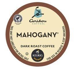 CARIBOU COFFEE MAHOGANY BLEND 72 K CUPS