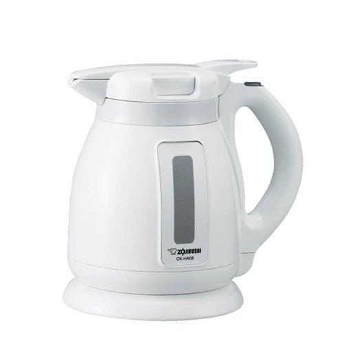 ZOJIRUSHI electric kettle 0.8L CK-HA08-WB