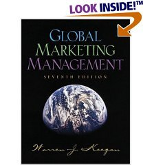 Global Marketing Management 7th Ed