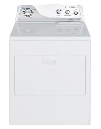 Whirlpool 7MWGD1705YM Independiente Carga frontal Blanco lavadora ...