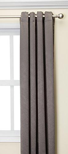 Brylanehome Hayworth Room Darkening Grommet Panels, 50