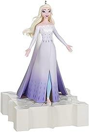 Hallmark Keepsake Christmas Ornament 2021, Disney Frozen 2 Show Yourself Elsa, Musical