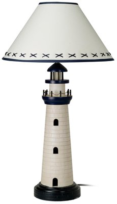 Lighthouse Nautical Lamp